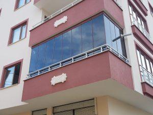 Cam balkon ölçü alma